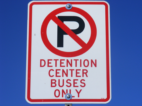 Clark County Jail - Buses Only