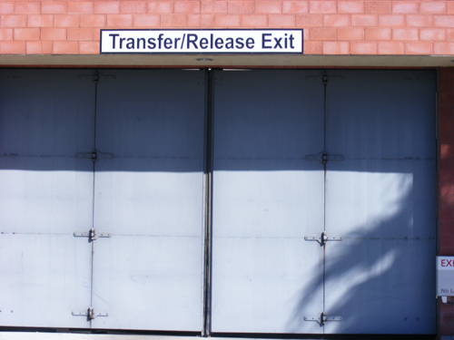 Clark County Jail - Transfer Release Exit